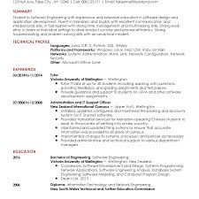 Resume Writing Softwares Inside Remarkable Software Professional ...