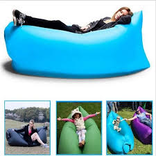 inflatable garden furniture. portable outdoor fast inflatable beach camping air sofa lounge lounger bags sleeping lazy bag bed garden furniture s