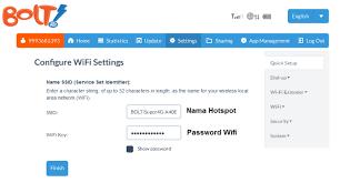 We did not find results for: Cara Mudah Ganti Nama Wifi Dan Password Modem Bolt Semua Tipe