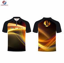 New Design Printing Hot Item 2017 New Design Custom Cricket Jerseys Digital Printing Cricket Jersey