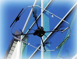 the internet of things and smart home it is time to automate also window cleaning our drones clean glass facades and roofs even at great altitudes