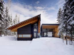 Small Picture 10 Modern Wintry Cabins Wed Be Happy to Hole Up In Design Milk