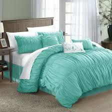 ruffle twin bedding set teal blue ruffle bedding set blue ruffle bedding sets pink ruffle twin