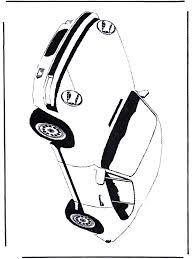 Porsche Kleurplaten Autos
