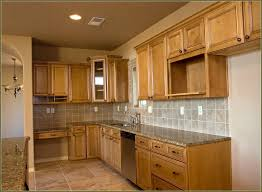 home depot kitchen cabinets in stock light brown rectangle contemporary wooden cabinet