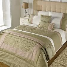 riva home elise fl petal duvet cover set green single linens limited