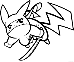 Make this green ninja lego coloring page the best! Pikachu Ninja Coloring Page Free Coloring Pages Online Coloring Home