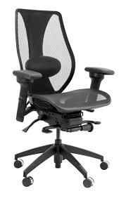 office chair picture. TCentric Hybrid All Mesh Ergonomic Office Chair By ErgoCentric Picture