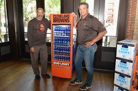 Anheuser Buschs Victory Fridge Will Dispense Free Bud