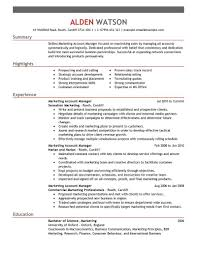 best account manager resume example livecareer for account manager resume objective 2993 marketing resume objectives