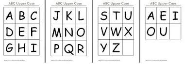 Free Alphabet Flash Cards Free Printable Alphabet Flash Cards Hubpages