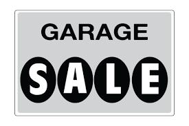 Printable Yard Sale Signs Xv Gimnazija Tk