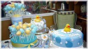 Cake Table Decoration Elegant Baby Shower Table Decorations Ideas Froobi