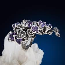 <b>Кольцо лабрадор</b> (<b>серебро 925</b> пр родир бел ) (регулируемый ...