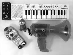 circuit bending for beginners performer mag figure 7 1 a selection of circuit bent instruments and toys note