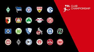 Bundesliga 2019 20 Vbl Club Championship Starts In November