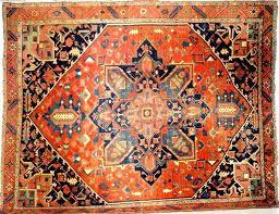 orange persian rug medallion carpet with structure persian rugs orange county california