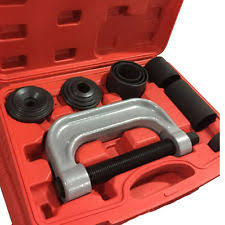 ball joint press tool. new 4 in 1 auto truck ball joint service tool kit 2wd and 4wd remover installer press s
