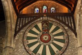 picture of winchester round table