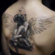 Významy Tetování Andělé A Andělská Křídla Obrázky Wattpad
