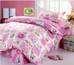 bedroom sets for girls purple. Girls Bedding Set Happy Bear Flowers Cotton Comforter Pink Doona Regarding Girl  Sets Decorations 0 Bedroom Sets For Girls Purple