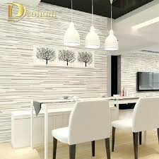 decorate wall paper modern minimalist luxury embossed horizontal striped wallpaper living room sofa wall decor design grey stripe wall