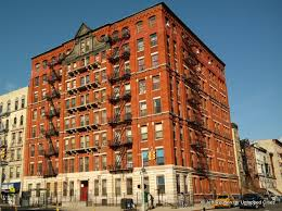 ... and completed in 1884, the same year as The Dakota on the Upper West  Side, The Washington was the first middle class apartment house building in  Harlem.