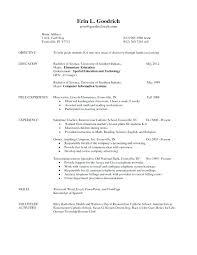 Resume Assistant Teacher Preschool Professional Resume Templates