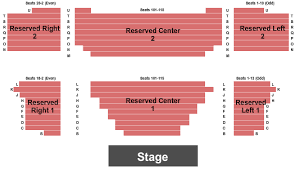 Renton Ikea Performing Arts Center Seating Chart Renton