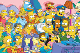 How An Episode Of The Simpsons Is Made The Verge