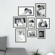 Picture Frame Wall Ideas Family Wall Art Tree Personalized Photo