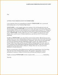 Awesome Collection Of Should I Write My Own Letter Of Recommendation