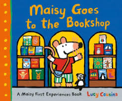 age 2 5 remended por author and ilrator lucy cousins first created her maisy mouse character in 1990 and her picture books continue to be
