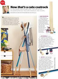 Easy Diy Coat Rack Easy To Build Wood Projects Coat racks Diy coat rack and Craft 50