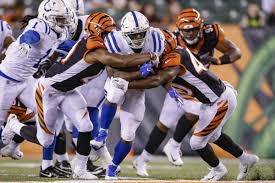 2018 Week 1 Cincinnati Bengals Vs Indianapolis Colts Open