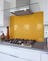 17 Yellow Kitchen Backsplash Ideas You Will Heart