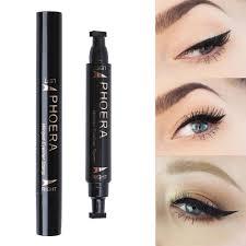 details about waterproof makeup eyeliner st cat eye wing st ink long lasting easy sft
