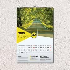 Wall Calendar Design Ideas 2019 Wall Calendar 2019 Wall Calendar Wall Calendar Design