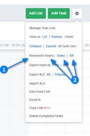 Freedcamp Gantt Chart