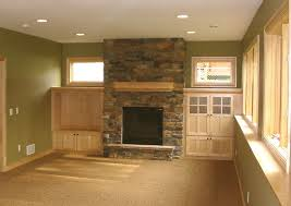 Small Basement Alluring Finished Small Basement Ideas With Finished Basement