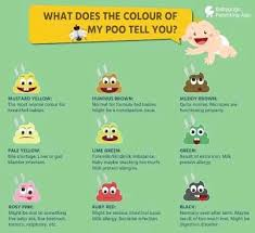 Bowel Motion Colour Chart Infant Poop Colour Chart Pl Send