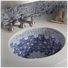hand painted bathroom sinks uk. kohler hand-painted sinks | decorative and hand painted under mount sinks. sinkundermount sinkbathroom bathroom uk o