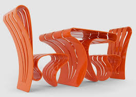 futuristic furniture design. classic futuristic table and chairs design 2015 furniture d