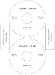 Dvd Label Template Illustrator Free Cd Finddata Info