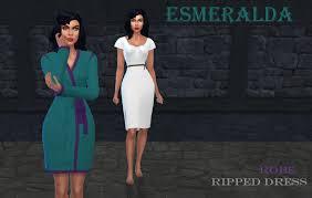 Stardust Sims 4 — ESMERALDA - Add-ons More Esmeralda stuff: her...