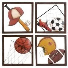 Shop Casa Cortes Diversity of <b>Sports</b> Metal Wall <b>Decor</b> - <b>Free</b> ...