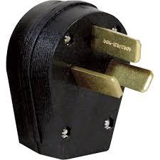 hobart power plug 230 volt crowfoot type 50 amp model 770025 hobart power plug 230 volt crowfoot type 50 amp model