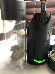 Ghost Vapes: Luxury Dry Herb Vaporizer