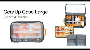 <b>Lowepro GearUp Case Large</b> - Product Walk Though - YouTube