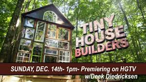 Small Picture Deek Diedricksen and Tiny House Builders HGTV